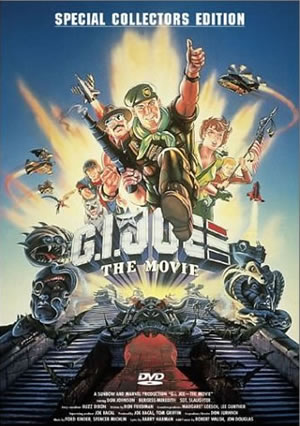 G.I. Joe, The Movie